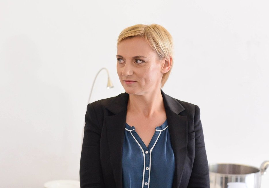 Aktorė Vitalija Mockevičiūtė