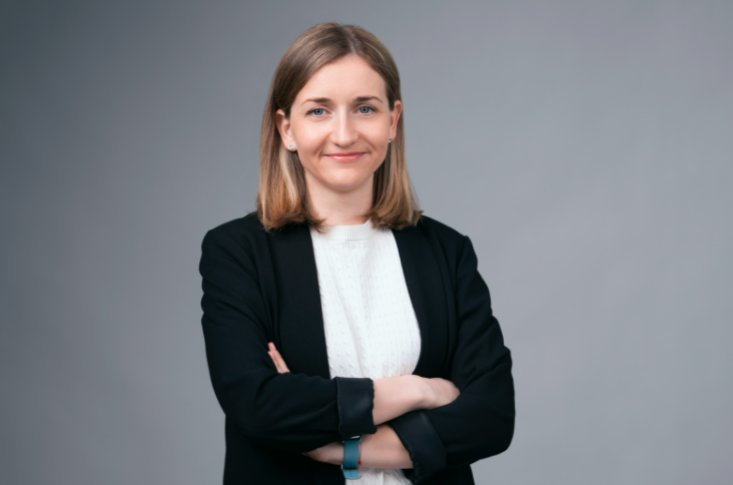 AB Vilniaus šilumos tinklų Personalo partnerė Gintarė Belousienė