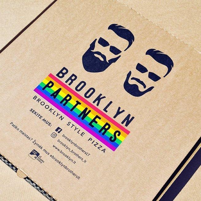"""""""Brooklyn Brothers"""" mėnesiui keičia pavadinimą į """"Brooklyn Partners"""""""