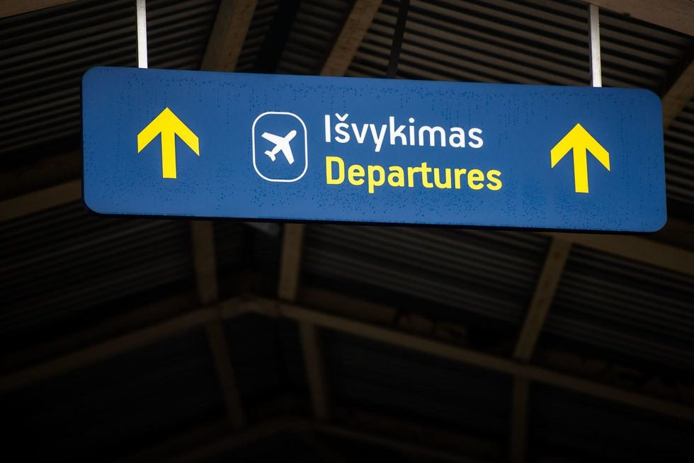 Oro uostas