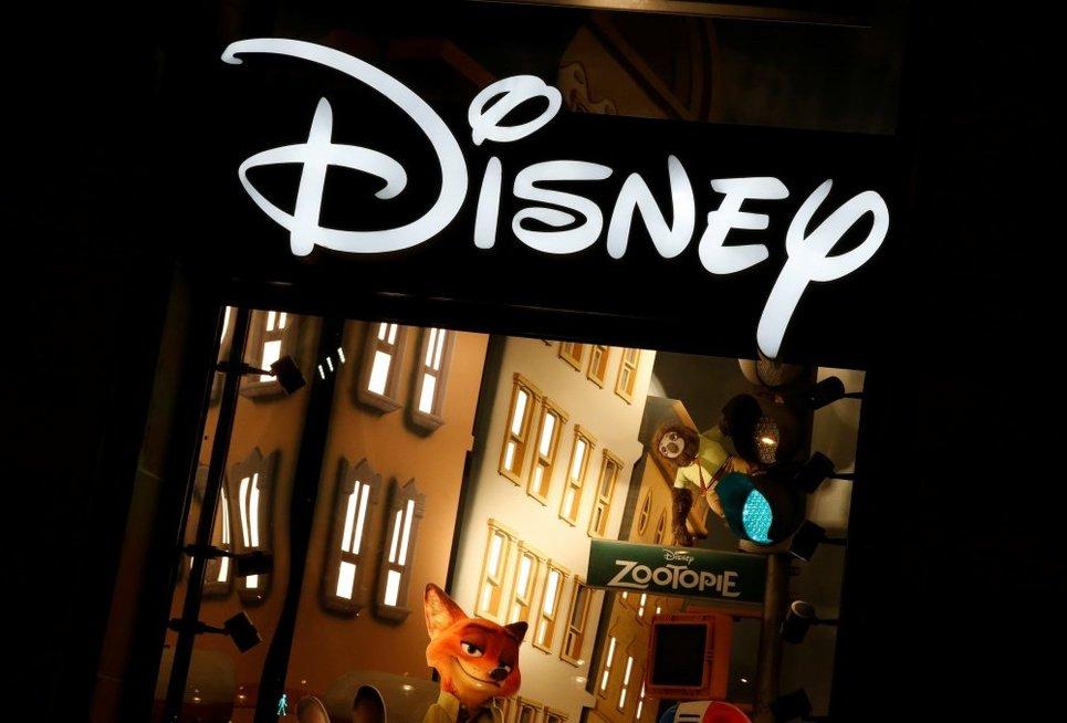 """Disney"" taps pagrindiniu ""Netflix"" konkurentu"