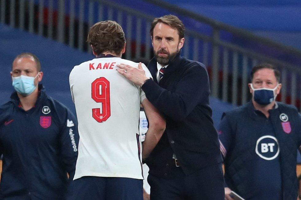 Anglija paskelbė rinktinės kandidatų sudėtį Europos futbolo čempionatui