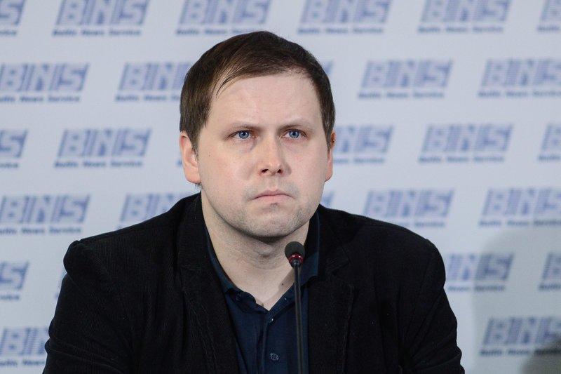 Mažvydas Jastramskis (Nuotr. Fotodiena/Paulius Peleckis)