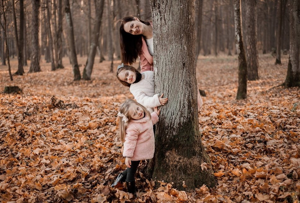 Vilniečių šeimoje auga dvi talentingos dukros (nuotr. mphotography.lt)