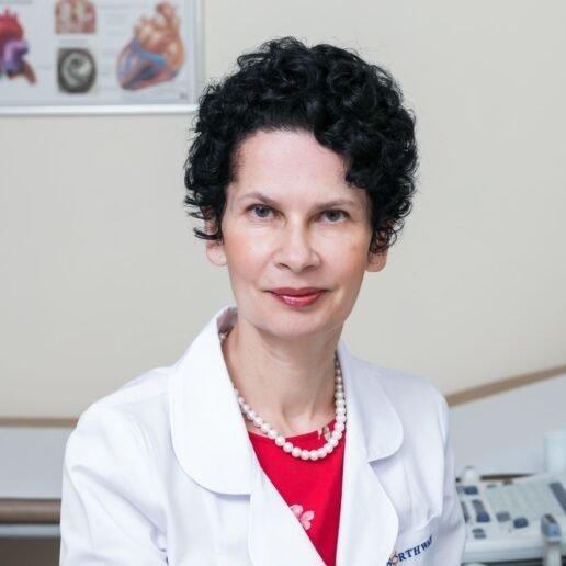 Gydytoja alergologė Rūta Tamošiūnienė