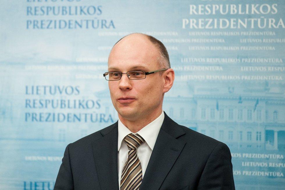 T. Žilinskas (nuotr. Fotodiena.lt/Pauliaus Peleckio)