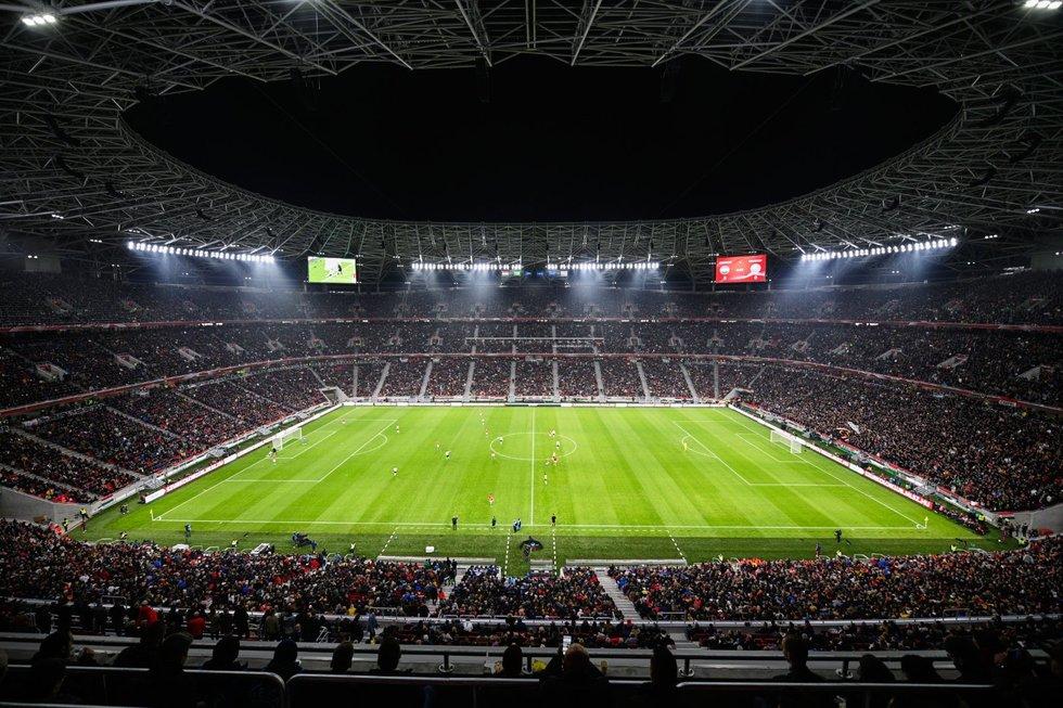 Puskas Ferenc stadionas