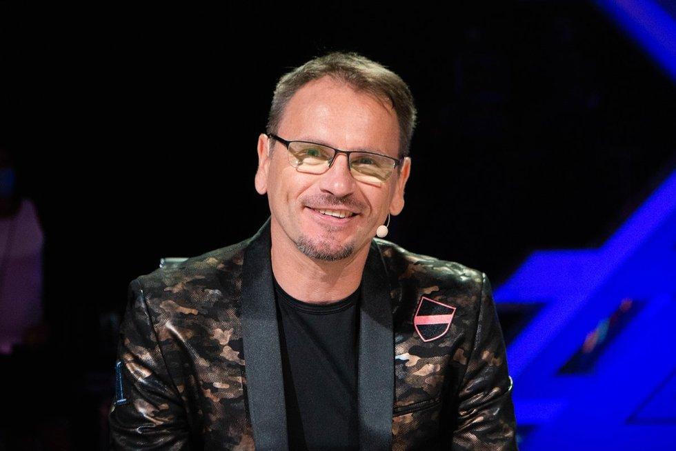 Marijonas Mikutavičius (V. Domkutės nuotr.)