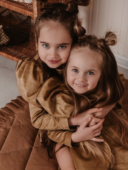 Gabrielė ir Deimantė (nuotr. matine.lt)
