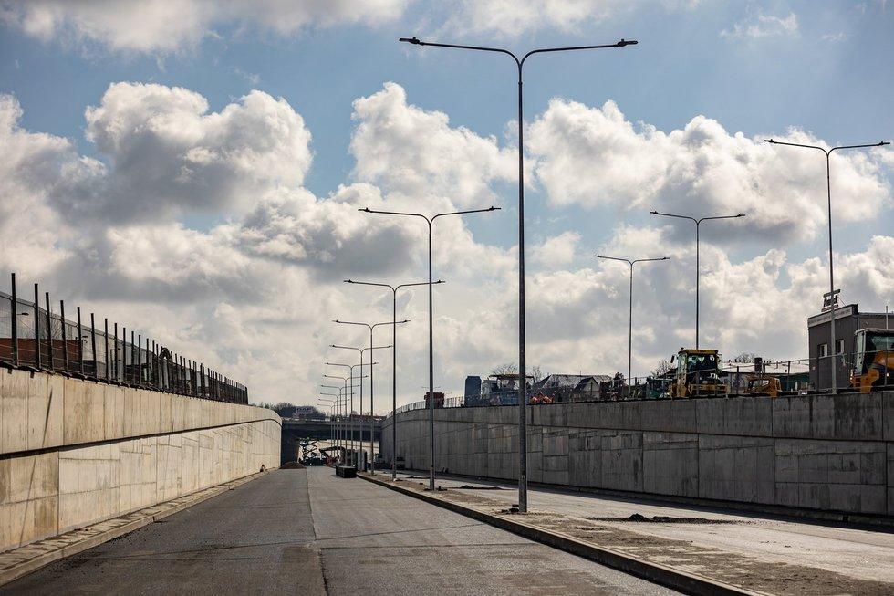 Eismo pokyčiai Vilniuje