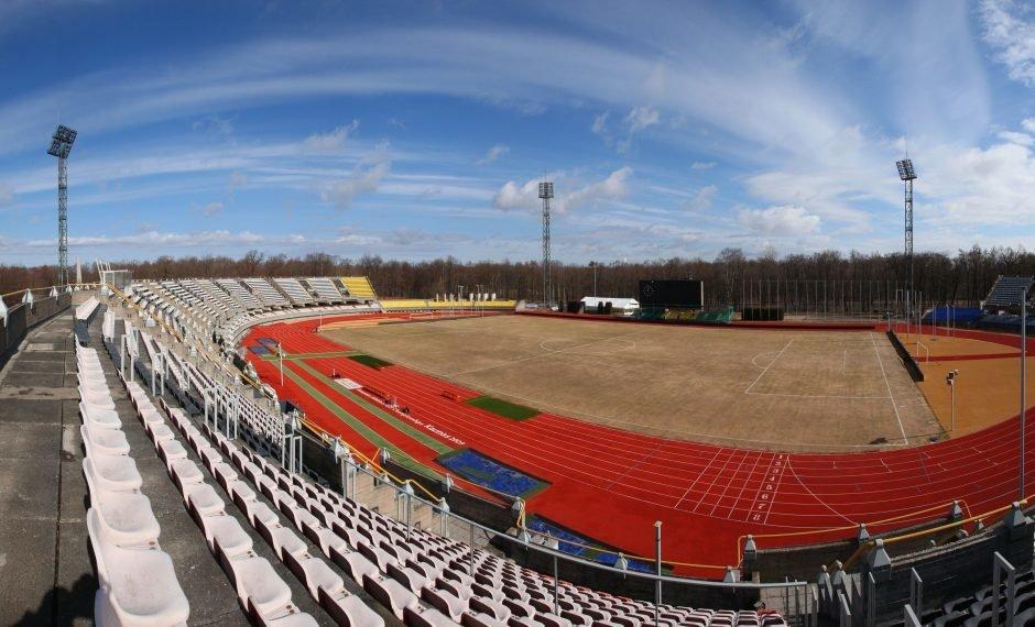 Dariaus ir Girėno stadionas šiandien (nuotr. Organizatorių)