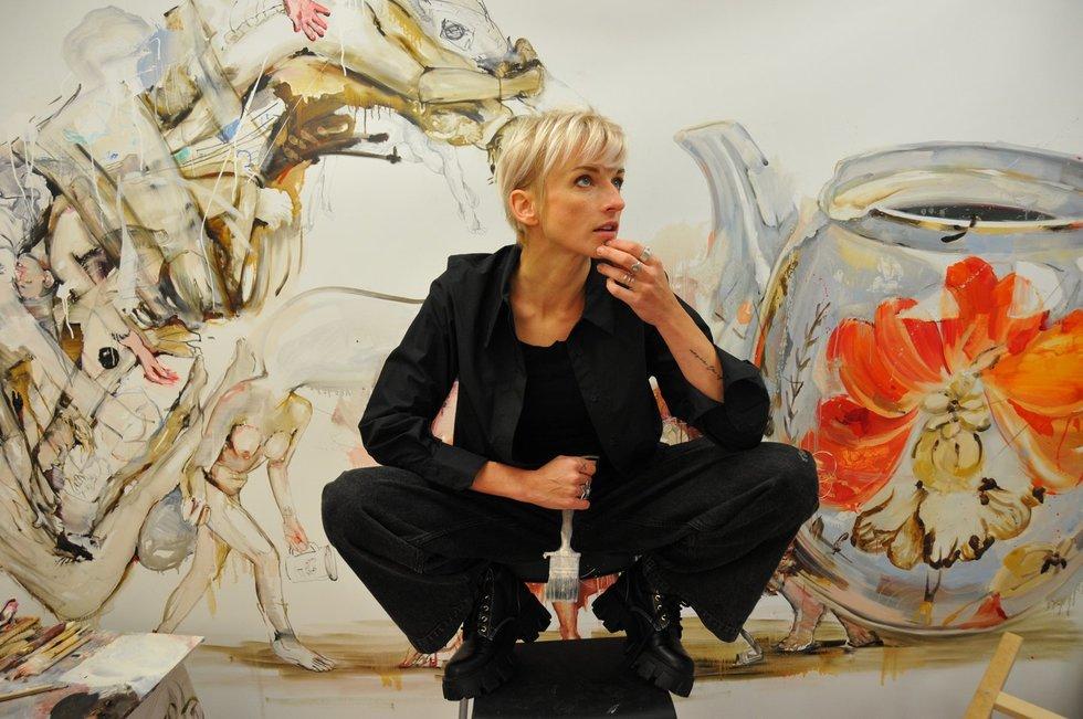 Monika Furmana (nuotr. Mindaugas Tondziagolskis)