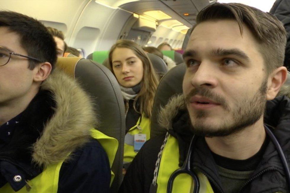 Benediktas Jonuška (nuotr. TV3)