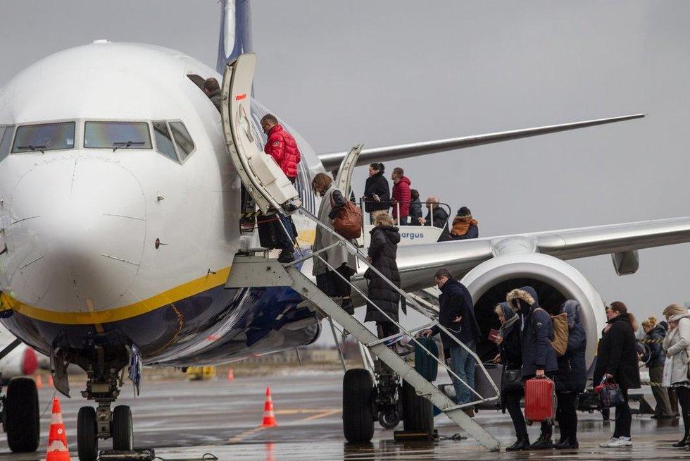 lėktuvas, Vygintas Skaraitis/Fotobankas