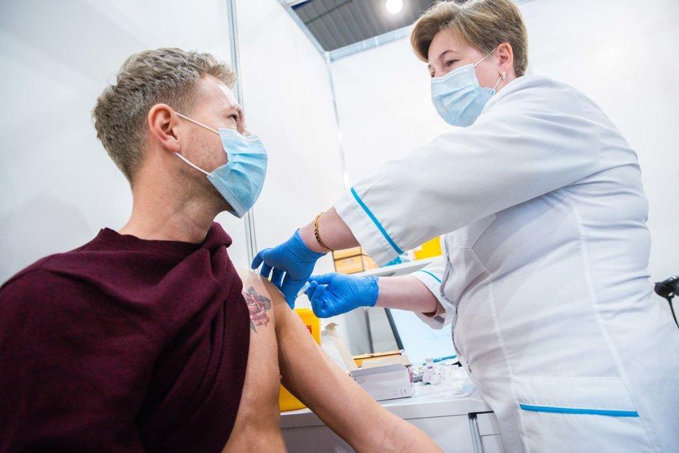 Vakcina (nuotr. Fotodiena.lt)