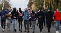 """Baltarusijos opozicija kuria pogrindinį pasipriešinimą ir lauks """"liaudies pabudimo"""" (nuotr. SCANPIX)"""