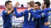 """""""Chelsea"""" klubas iškovojo svarbią pergalę. (nuotr. SCANPIX)"""