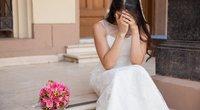 Nuotakai vestuvės virto tikru košmaru: viską sugriovė 1 žinutė (nuotr. Shutterstock.com)