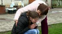 Ištekėjusi už užsieniečio moteris pasakoja išgyvenusi košmarą (nuotr. TV3)