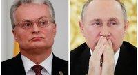 Viltis be atsako: Rusija iš Nausėdos kažko tikėjosi, bet liko nieko nepešusi (nuotr. SCANPIX)