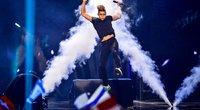 """Donny Montell pasirodymas Kurią vietą """"Eurovizijoje"""" (nuotr. SCANPIX)"""