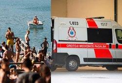 Per rekordinius karščius neišvengta ir sukrečiančių nelaimių: mirtis pasiglemžė 5 žmones