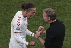 """Rusijai """"Euro 2020"""" baigėsi – į kitą etapą keliauja Danija"""