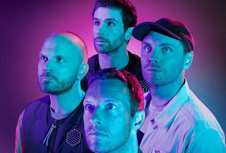 "Coldplay (nuotr. ""Warner Music"")"