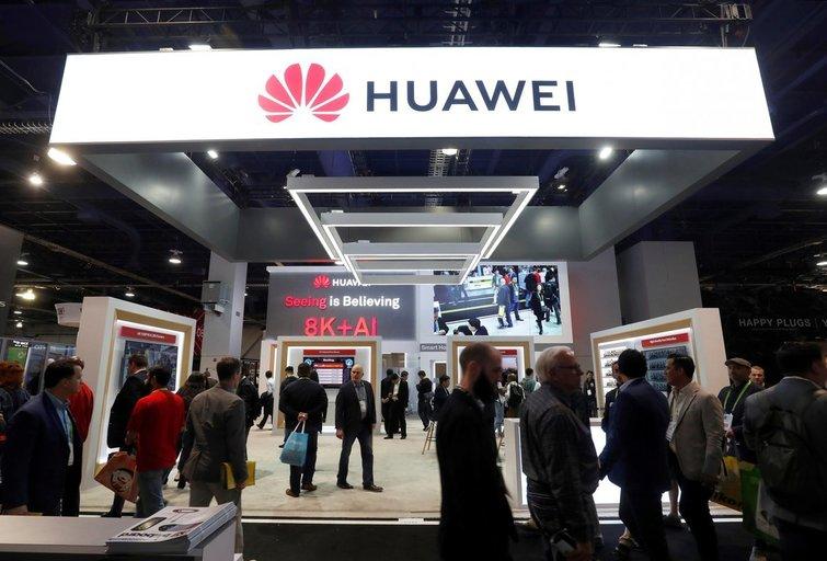 """""""Huawei"""" (nuotr. SCANPIX)"""