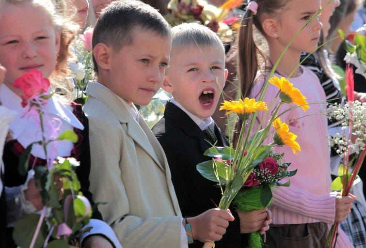 Pasibaigę mokslo metai – tikras galvos skausmas atžalų turintiems tėvams (Nuotr. tv3.lt)