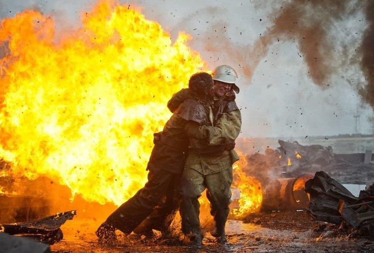 """Veiksmo drama """"Černobylis. Bedugnė"""" pasieks ne tik Baltijos, bet ir JAV krantus, Theatrical Film Distribution UAB"""
