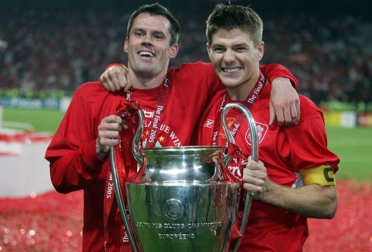 """Liverpool"" – ""Milan"" 3:3 (nuotr. SCANPIX)"