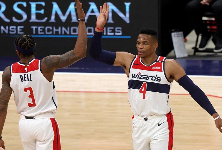 R. Westbrookas (nuotr. SCANPIX)