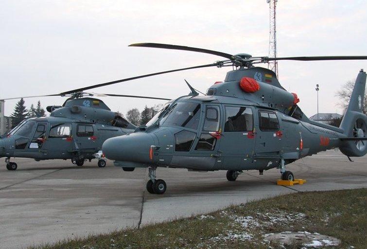 Sraigtasparniai (nuotr. Organizatorių)