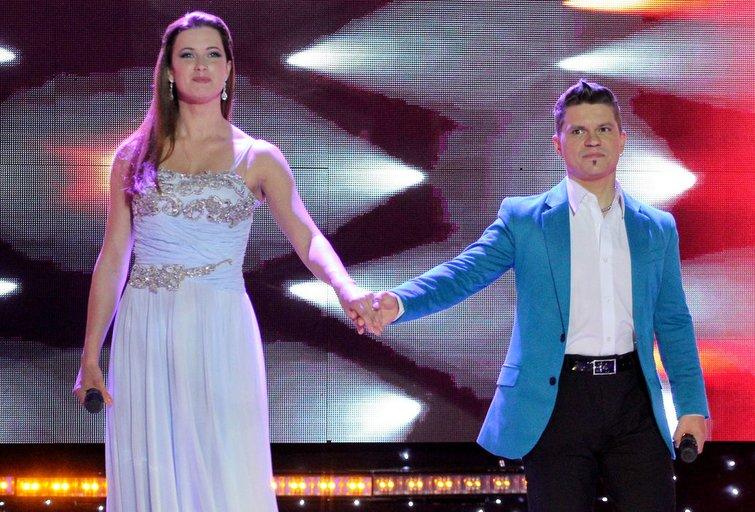 Deivis ir Renata (nuotr. Fotolia.com)