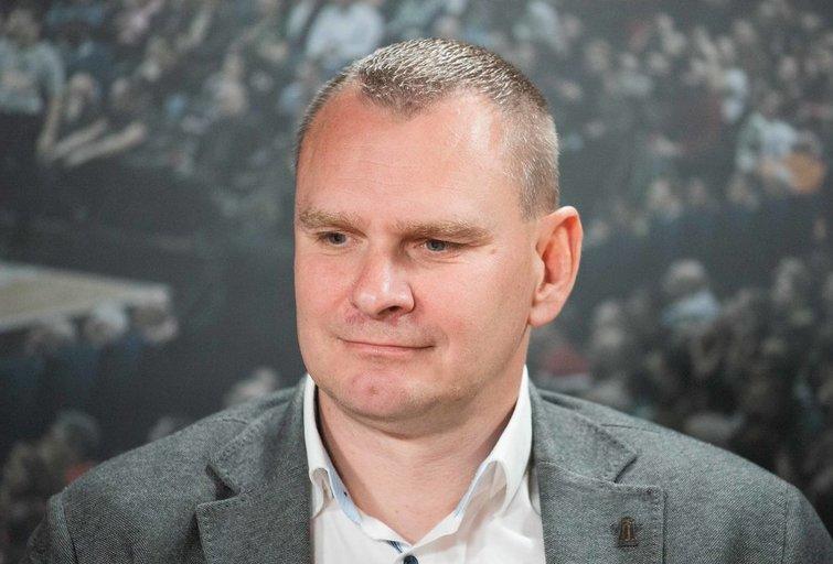 M. Špokas (nuotr. Fotodiena/Justino Auškelio)