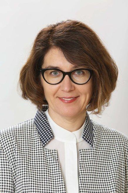 Periodontologė Jūratė Žekonienė