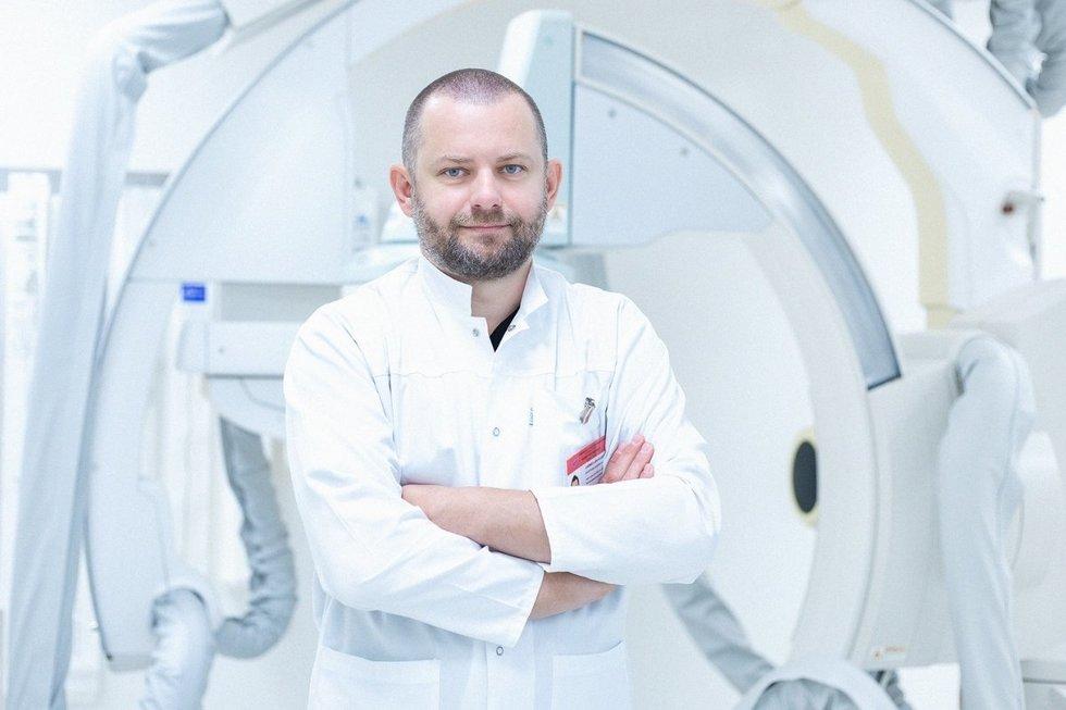 Andrejus Afanasjevas (nuotr. RVUL)