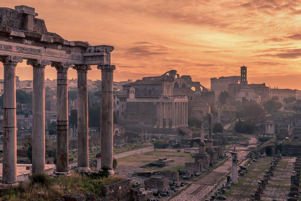 Romėnų civilizacijos muziejus