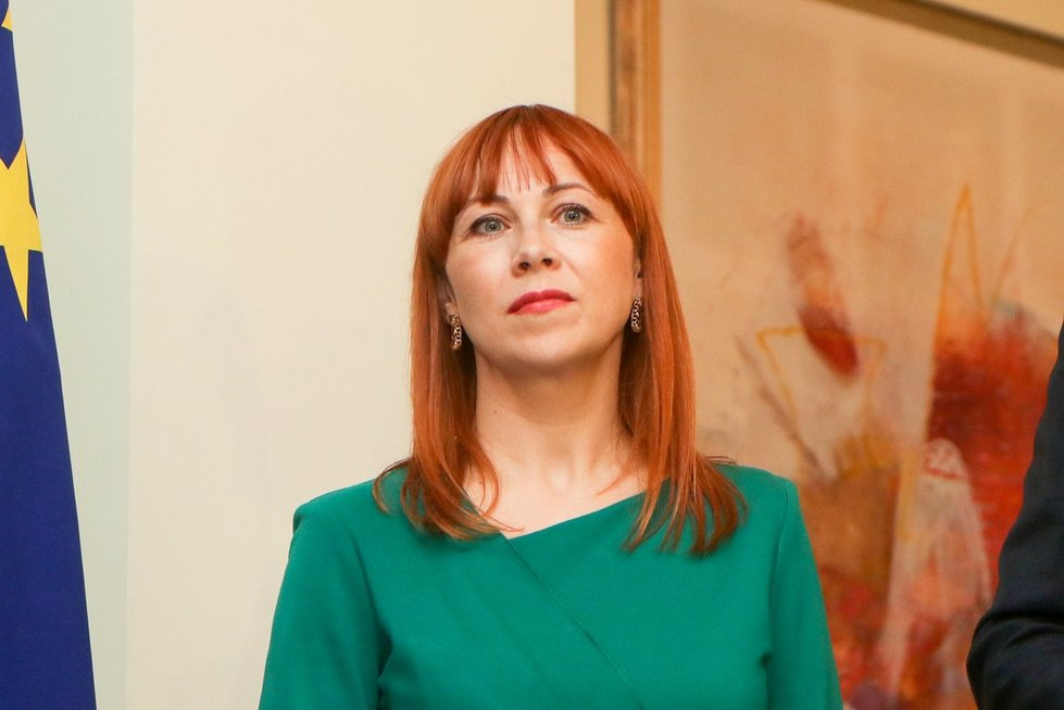 Jurgita Petrauskienė (nuotr. Tv3.lt/Ruslano Kondratjevo)