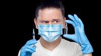 Testas: ar daug žinote apie koronavirusą?
