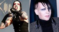 Marilyn Mansonas (nuotr. SCANPIX)