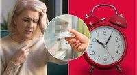 Moterys, sukluskite: šie ženklai išduoda artėjančią menopauzę (tv3.lt fotomontažas)
