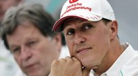 Michael Schumacher (nuotr. SCANPIX)