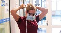 Silpniausio imuniteto pacientams – ypatingos priežiūros sąlygos (nuotr. Tv3.lt/Ruslano Kondratjevo)