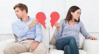 """""""Sudaužytos širdies"""" sindromas: išsiskyrimas iš tiesų gali iššaukti mirtį (nuotr. 123rf.com)"""