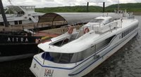 Atnaujinę greitaeigį laivą, verslininkai žada pigesnes keliones Nemunu (nuotr. stop kadras)