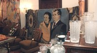 Rumunijos diktatoriaus N. Čaušesku asmeniniai daiktai (nuotr. Vida Press)