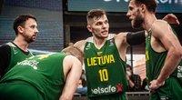 Lietuvos 3x3 rinktinė (nuotr. FIBA)