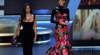 Kim Kardashian ir Kendall Jenner (nuotr. SCANPIX)